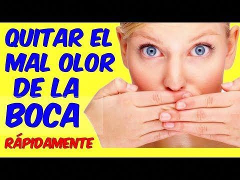 Como Eliminar El Mal Olor Dela Boca Para Siempre Como Quitar El Mal Aliento Dela Boca Combatir Mal Olor Remedios Bad Breath Treatment Halitosis Bad Breath