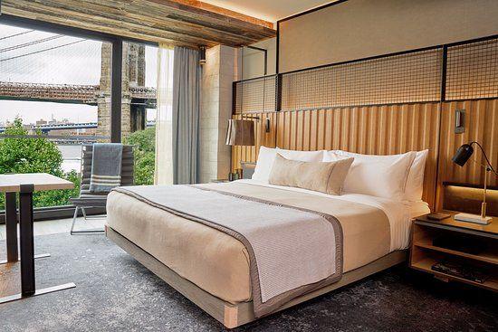 ブルックリンインテリア モダン 寝室 コーディネート例