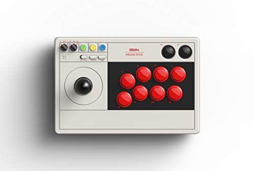 8bitdo Arcade Stick For Nintendo Switch Windows Nintendo Switch 8bitdo Arcade Stick Christmas Crafts For Kids To Make Nintendo Switch