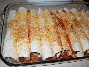 Burrito Casserole- CincinnatiCents.com