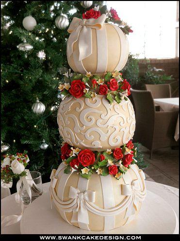 Wedding Cakes Tiered Cakes Durham Cakes Globes Christmas Cakes Wedding