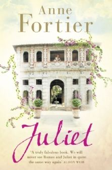 Juliet by Anne Fortier is another time travel, suspend belief tale. The setting is one of my favorite spots in Italy, Siena. The narrator of the audiobook had an impeccable Italian accent that was music to my ears.