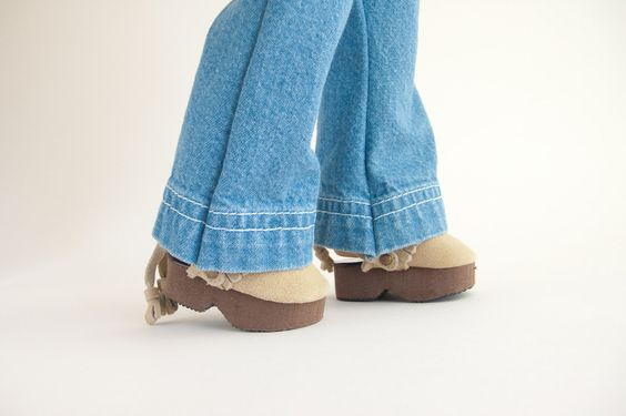 American Girl Doll Clothes Repurposed Denim Jeans for by PattiKuz, $8.50