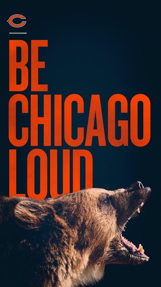 Chicago Bears Sports Selfie Stick