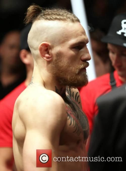 Ufc on pinterest for Coupe cheveux mcgregor