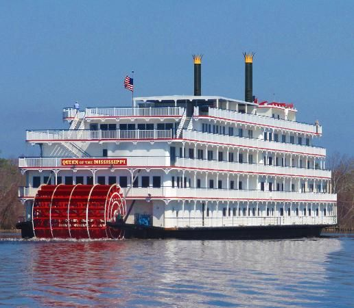 New Orleans River Boat Dinner Tours