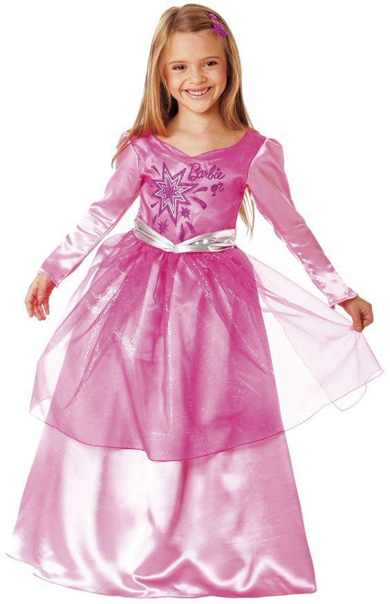 Disfraz de princesa barbie para ni a vegaoo compra de - Disfraces navidenos para ninas ...