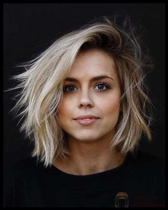 Frisuren 2021 Damen Blond
