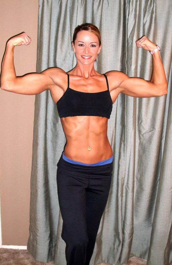 Jennifer Rankin - fitspiration