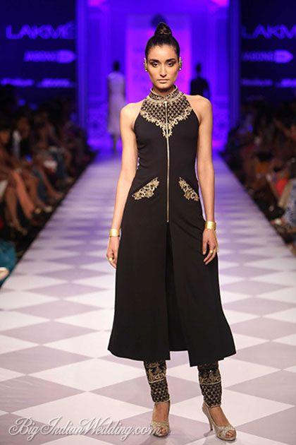 Anita Dongre Lakme Fashion Week 2014   Lehengas & Sarees   Bigindianwedding