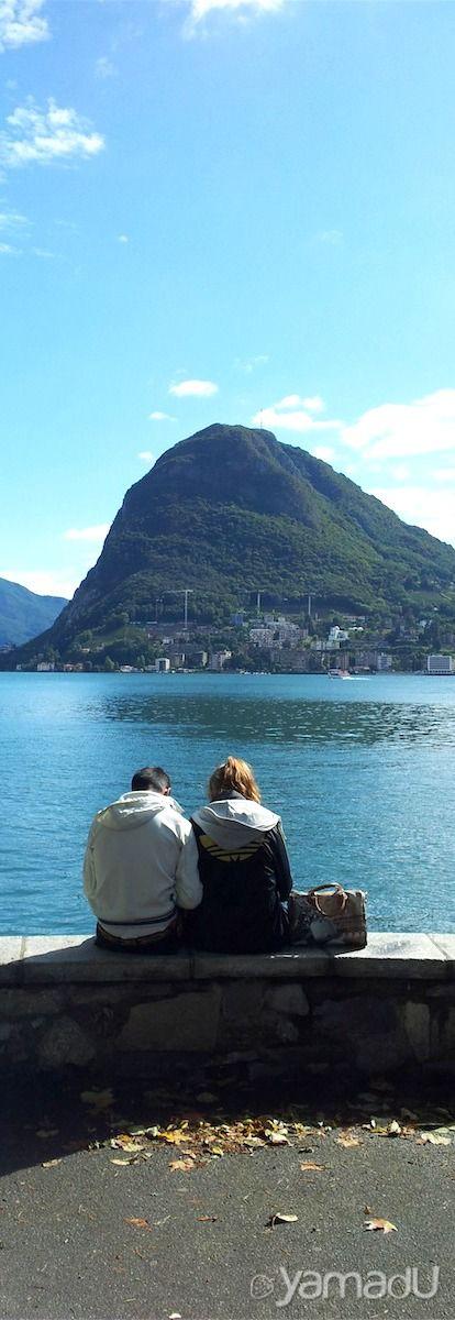Momenti romantici sul Lago di Lugano by #Yamadu