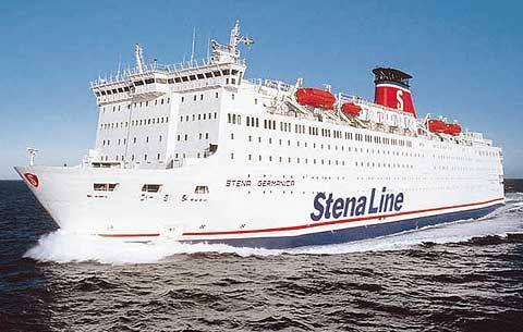 Stena Line - 40 Jahre Kiel-Göteborg