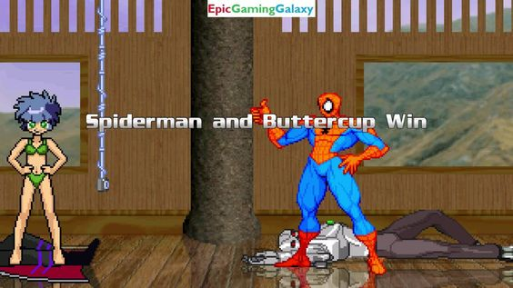 Spider-Man & Buttercup The Powerpuff Girl VS Seto Kaiba & Metallo In A MUGEN Match / Battle / Fight This video showcases Gameplay of Spider-Man The Superhero And Buttercup The Powerpuff Girl From The Powerpuff Girls Series VS Seto Kaiba From The Yu-Gi-Oh! Duel Monsters Series And Metallo The Supervillain In A MUGEN Match / Battle / Fight