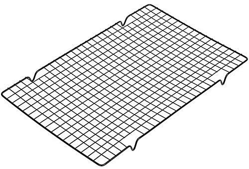 Wilton Industries Perfect Results Mega Cooling Rack Black