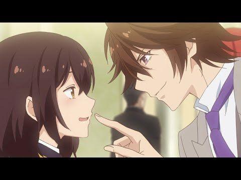 Top 10 Anime Where Popular Boy Fall In Love With Unpopular Girl Youtube Anime Best Romance Anime Cute Anime Guys