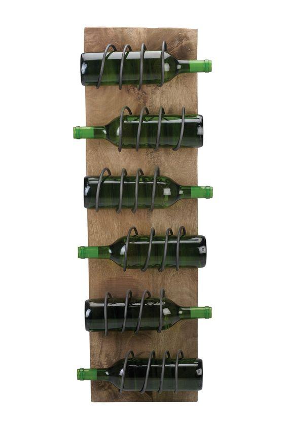 Foreside Home & Garden | Stacking Up Spiral Wine Rack | Nordstrom Rack