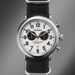 April 1, 2014, 6:00 am Baselworld 2014: Shinola Introduces Runwell Chronograph Your #1 source for watches and accessories. http://watchreplenish.com/