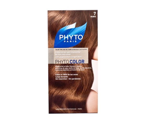 phyto color 7 rubio - Phyto Coloration