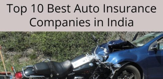 Top 10 Best Auto Insurance Companies In India 2020 In 2020 Auto