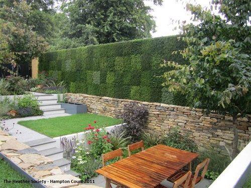 Jardines verticales y huertos urbanos jardines for Plantaciones verticales