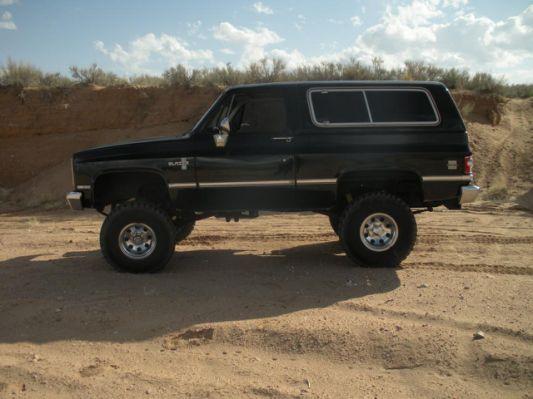 86 Chevy K5 Blazer 4x4 Chevrolet Blazer Chevy Blazer K5 Chevy