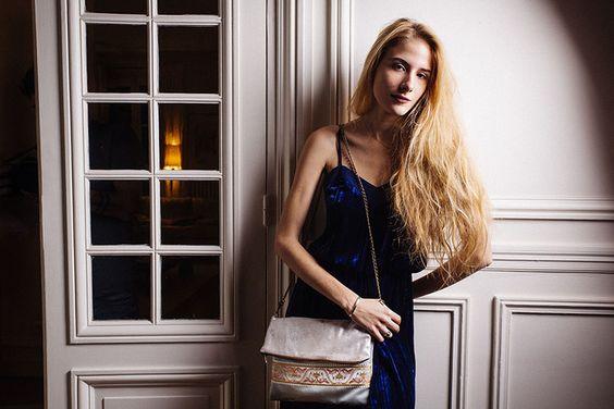 Louvreuse Lookbook - Collection Glitter Pop
