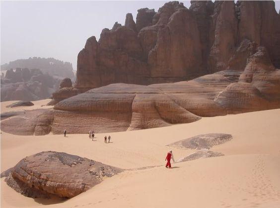 Tassili, Argelia