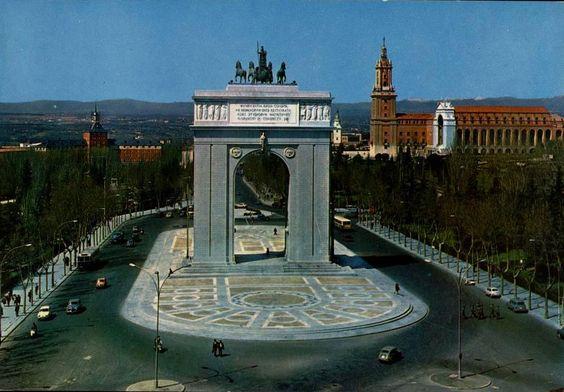 AL FIN LIBRE !!: LA MAQUINA DEL TIEMPO: MADRID - DECADA DE 1960.