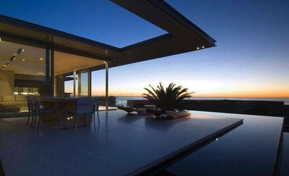Cute First Crescent Vacation Villa in South Africa Pictures ue Baukunst Design und so Fashion Lifestyle ue atlantic campus bay crib huette lux u