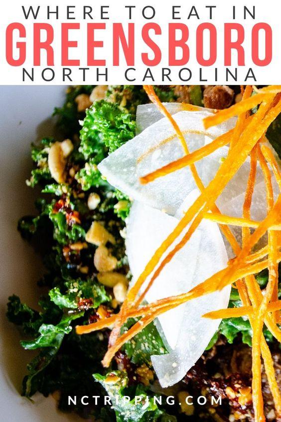 10 Must Eat Restaurants In Greensboro Nc The Best Places To Eat Greensboro North Carolina Restaurant Guide Gr Travel Food Travel Usa Greensboro Restaurants