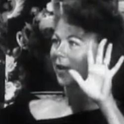 Video: 1950s Housewife on Acid, Wishes She 'Could Talk in Technicolor'