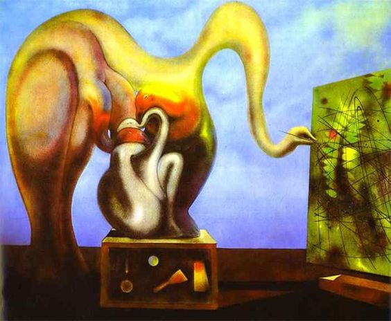 Modern Surrealism And How It Is Used In Design Today Max Ernst