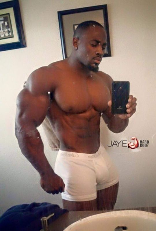 black bodybuilders men Naked