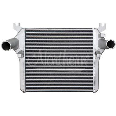 222330 Northern High Performance Charge Air Cooler Fitment 2010-2012 Dodge Cummins 6.7L