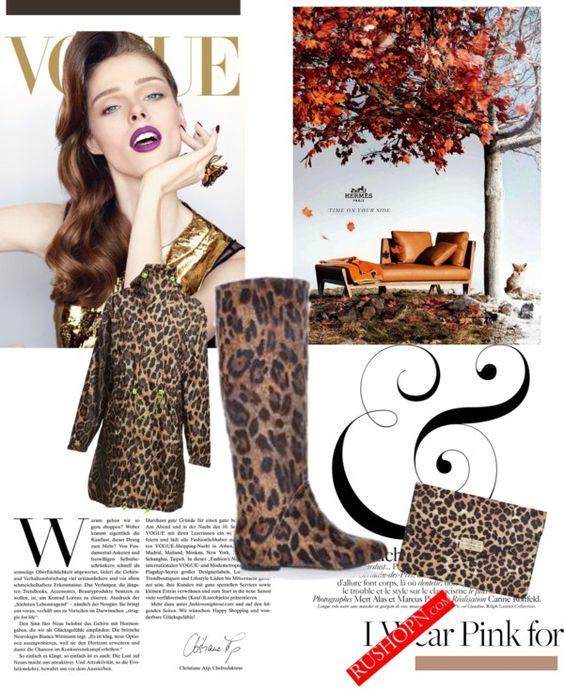 """Fashion collocation---rushopn.com"" by sara-mackay on Polyvore"