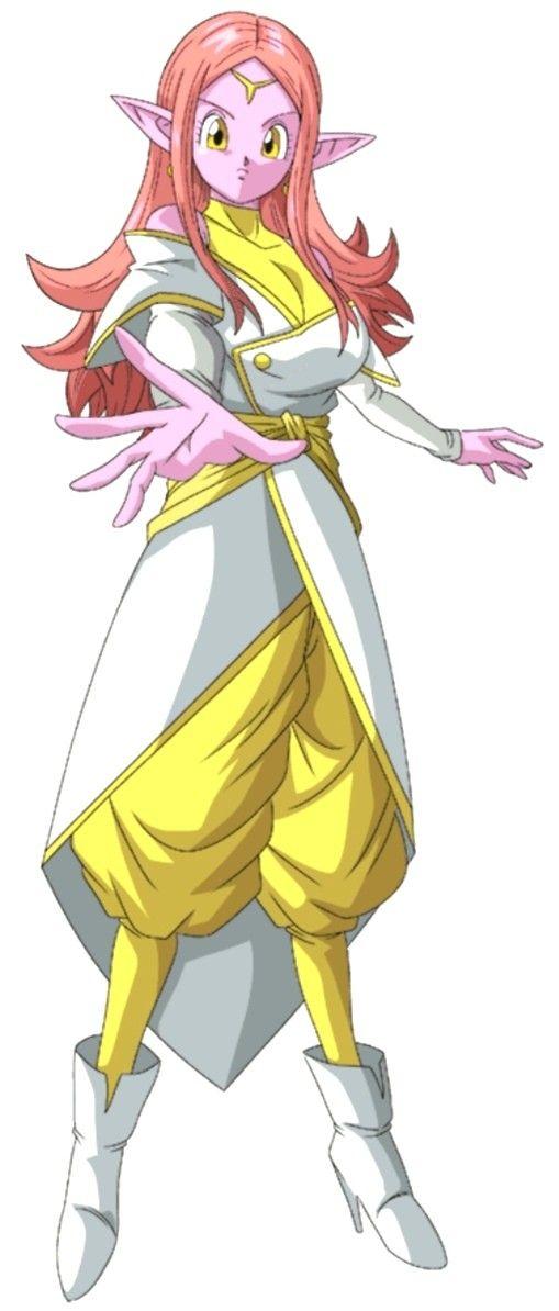 Chronoa Dragon Ball Super