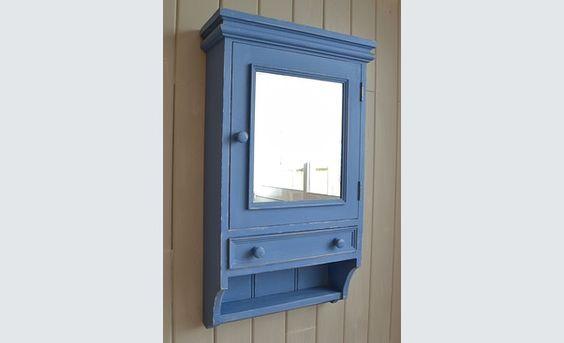cabinet blue cabinet cabinets bathroom wall cabinets decor bathroom