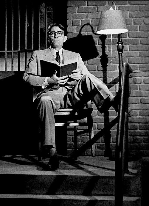 atticus finch the definition of courage Atticus finch is the attorney that everybody knows and respects around town   that was courage, but they didn't yet know the meaning behind such a word.