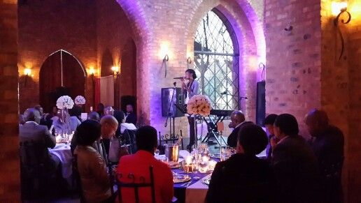 Performanse: Omphemetse. Riverside castle. A GHINOMAE event. Info@ghinomae.co.za