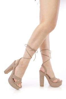 Chunky Heels, Cheap Chunky Heels, Sexy Chunky Heels - AMIClubwear ...