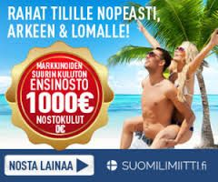 Choose the right ilmainen laina. To get more information visit http://www.pikavippisi.fi/