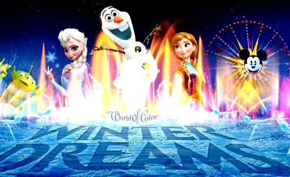 PIXAR Brings 'Toy Story Nutcracker' to Life for 'World of Color – Winter Dreams' at Disney California Adventure Park