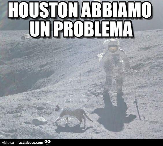 ...e che problema!