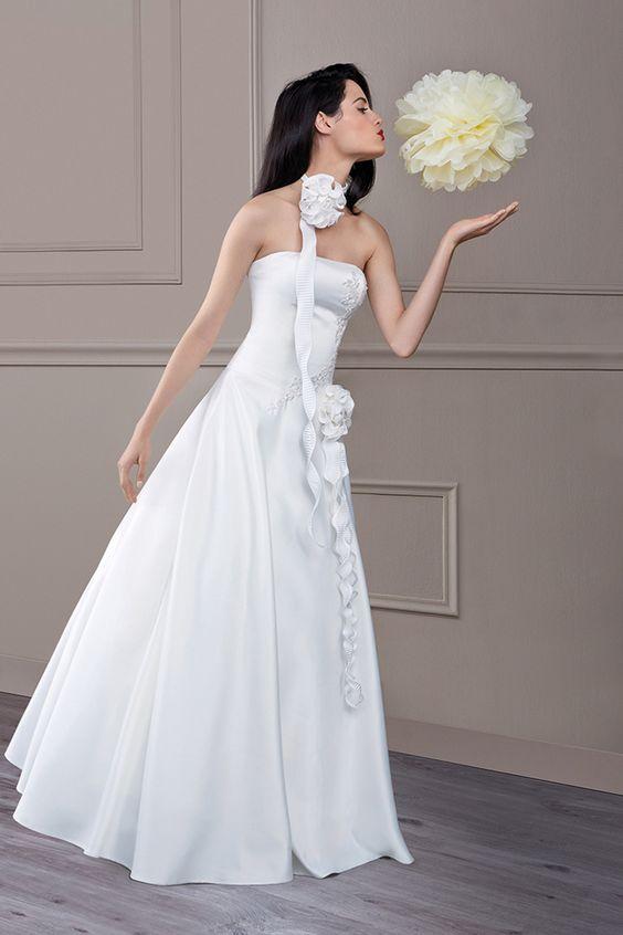tati mariage robe bairelle 99 un savant mlange dlgance - Tati Mariage Marseille