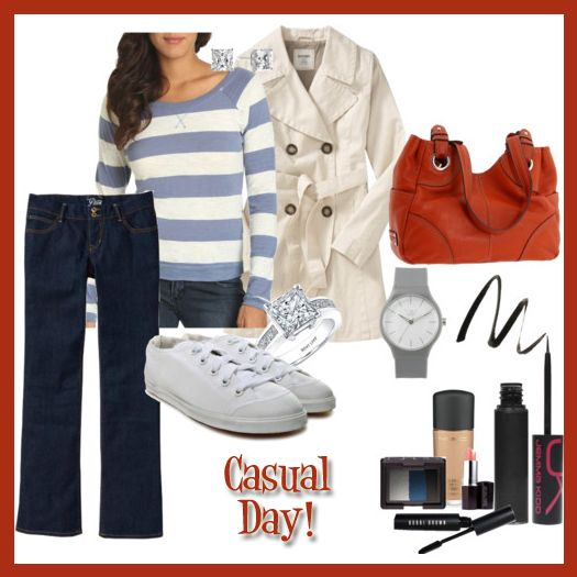 Casual Fall Day