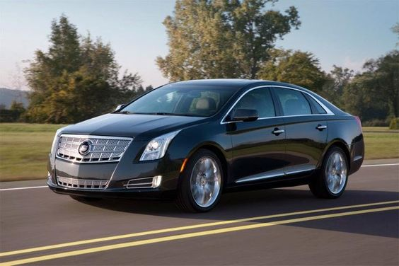 Cadillac XTS - Connected Car of the Year