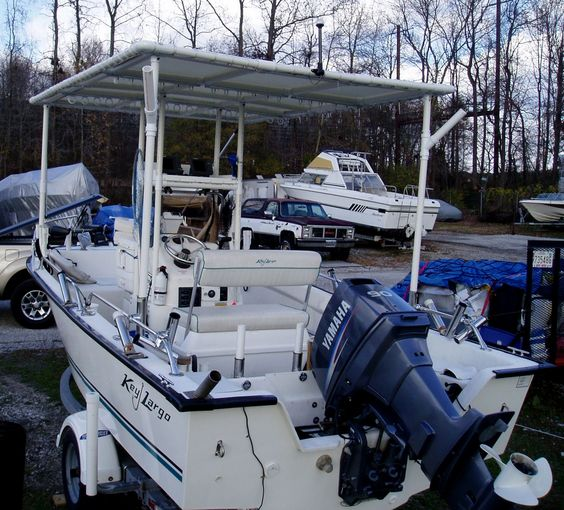 Pvc Projects For The Outdoorsman: Build A PVC Boat Canopy