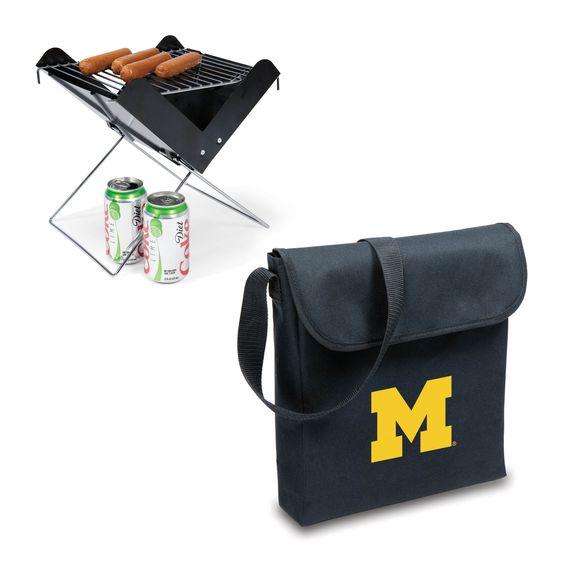 V-Grill - University of Michigan Wolverines