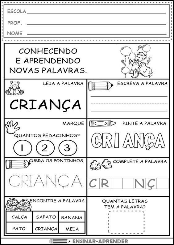 ATIVIDADES DO DIA DAS CRIANÇAS 5