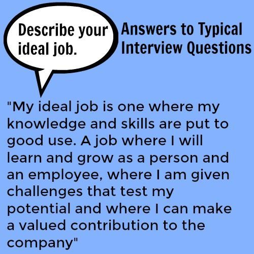How To Answer Interview Questions About Job Success In 2020 Job